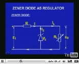 Watch a lecture on Zener diode characterstics